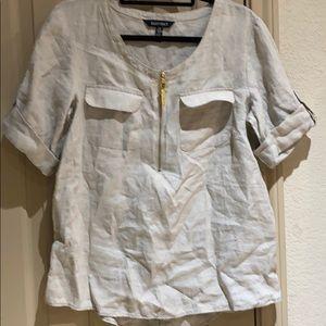 Ellen Tracy blouse.
